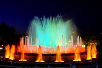 budowa fontann