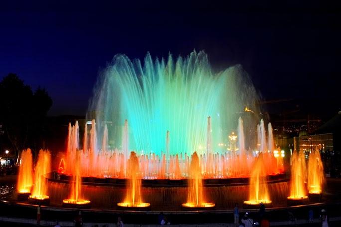 projektowanie fontann